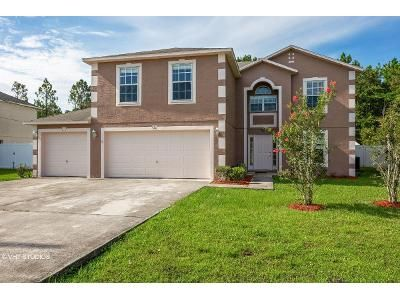 5 Bed 2.5 Bath Foreclosure Property in Palm Coast, FL 32164 - Undermount Path