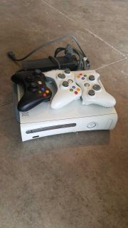 XBOX 360 w/ 3 controllers