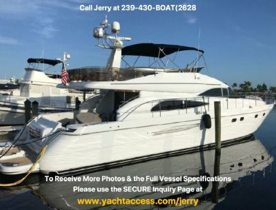 2001, 65' Princess 65 For Sale