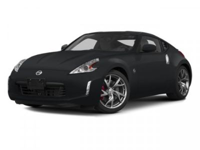 2013 Nissan 370Z Base (Black Cherry Metallic)