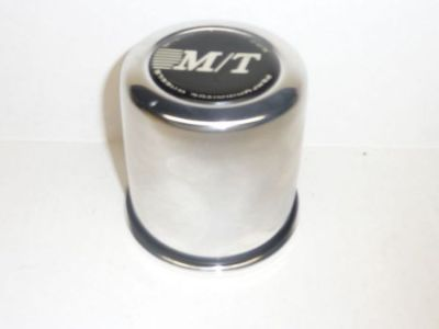 Buy NOS Micky Thompson CHROME M/T CENTER CAP 101216 motorcycle in Livonia, Michigan, United States, for US $59.99