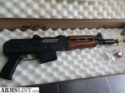 For Sale: Zastava M85 NP