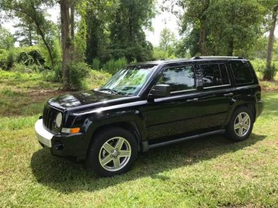 2007 Jeep Patriot Limited (BLK)