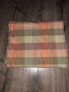 Large rectangular table cloth