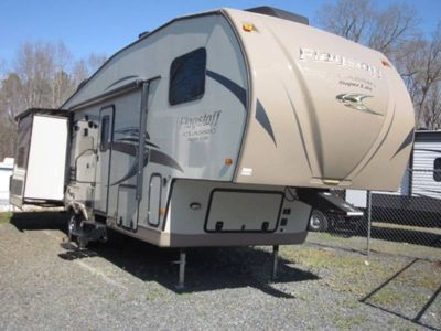 2015 Forest River Flagstaff Classic Super Lite 8528BHWS