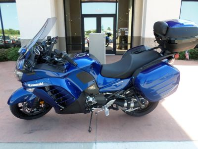 2017 Kawasaki Concours 14 ABS Sport Touring Motorcycles Fort Worth, TX