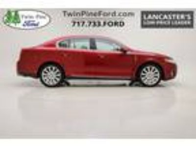 Used 2012 LINCOLN MKS For Sale