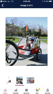 Looking for bike trailer for kids
