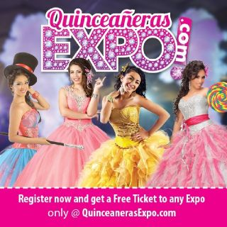 Quinceanera Expo Hayward 2018