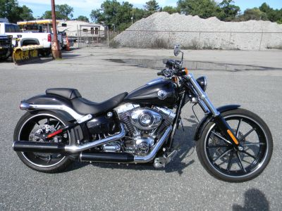 2013 Harley-Davidson Softail Breakout Cruiser Motorcycles Springfield, MA