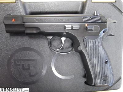 For Sale: CZ 75B Cold War Commemorative - New in stock