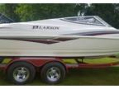 2005 Larson 206-Senza Power Boat in Melrose, MN