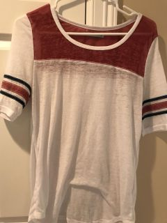 From Maurices size medium T-shirt