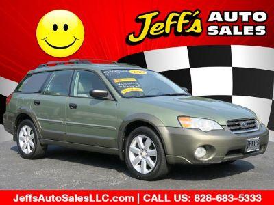 2006 Subaru Outback 2.5i (Lt. Green)