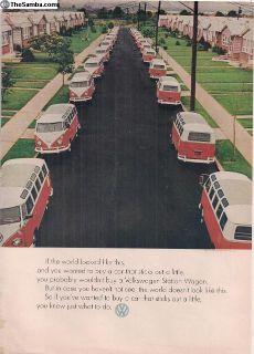 1964 1 Page Bus Magazine Print Ad #119