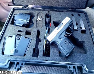 For Sale/Trade: Springfield XDS 45 3.3