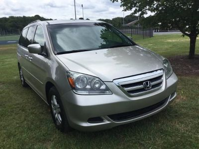 2005 Honda Odyssey EX-L (Gray)