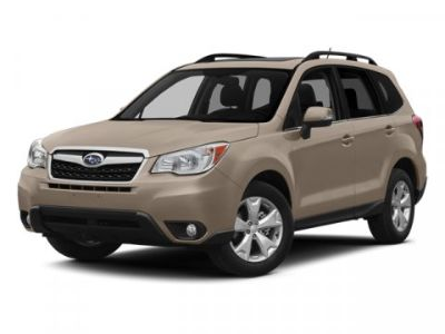 2014 Subaru Forester 2.5i Premium (Dark Gray Metallic)