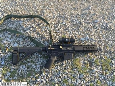 For Sale/Trade: AR pistol - 7.5 in