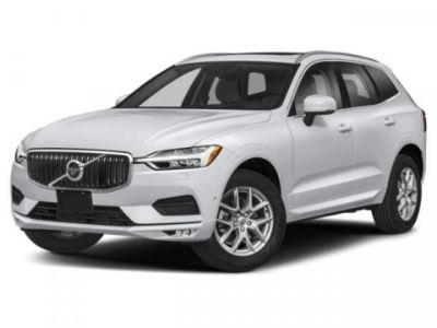 2019 Volvo XC60 R-Design (Crystal White Me)