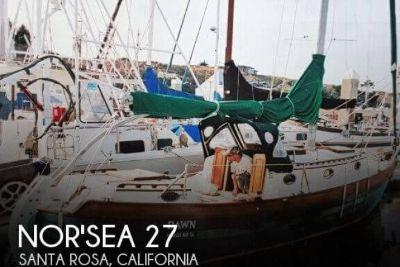 1976 Nor Sea 27