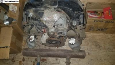40 horse engine