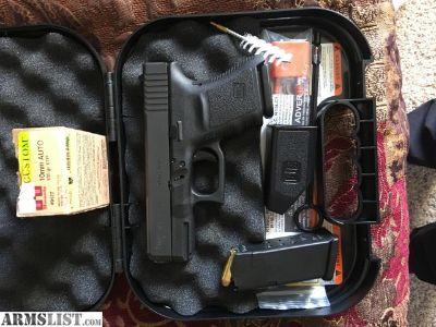 For Sale: Glock 29 gen 3