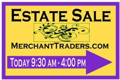 80% BLOWOUT MON! Merchant Traders'..
