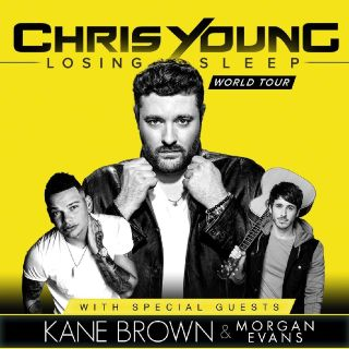 Chris Young, Kane Brown & Morgan Evans Concert Tickets at TixTM