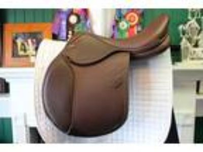 M Toulouse Denisse DL Jumping Saddle 18