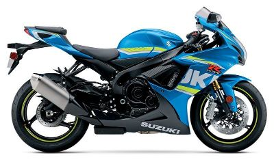 2017 Suzuki GSX-R750 Supersport Ontario, CA