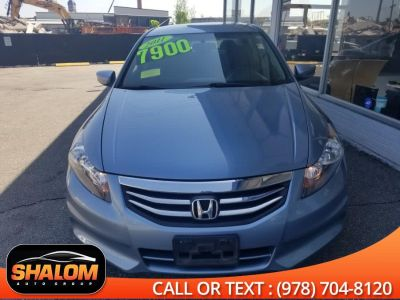 2011 Honda Accord LX (Royal Blue Pearl)