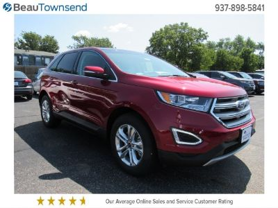 2017 Ford Edge SEL (Ruby Red Metallic Tinted Clearcoat)