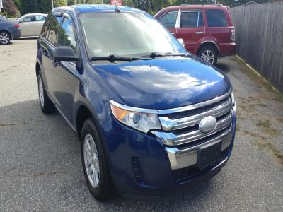 2012 Ford Edge SE (Dark Blue Pearl Metallic)