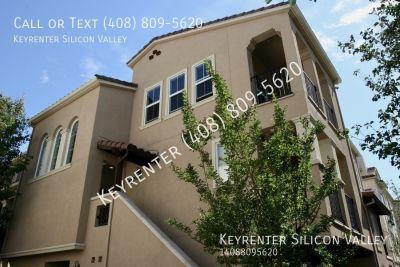 Spectacular modern 3 bed/2.5 bath rental townhome in the heart of downtown San Jose