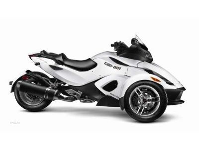 2011 Can-Am Spyder RS SE5 3 Wheel Motorcycle Ponderay, ID