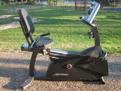 Life Fitness R1 Exercise Bike
