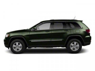 2012 Jeep Grand Cherokee Laredo (Black Forest Green Pearl)