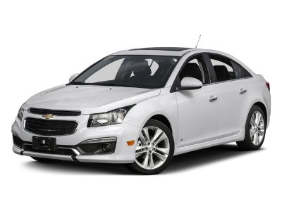 2015 Chevrolet Cruze 2LT Auto (Black Granite Metallic)