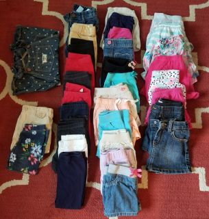2T Girl clothes- entire wardrobe