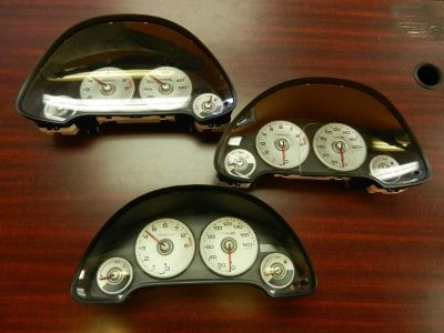 Purchase JDM DC5 ACURA RSX K20A TYPE R OEM GAUGE CLUSTER HONDA INTEGRA SPEEDOMETER IVTEC motorcycle in Orlando, Florida, US, for US $99.00