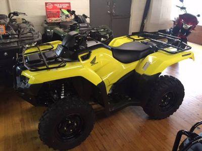 2018 Honda FourTrax Rancher 4x4 DCT IRS EPS Utility ATVs Palmerton, PA