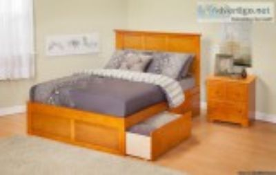 PLATFORM BEDS wstorage from Beds-N-More