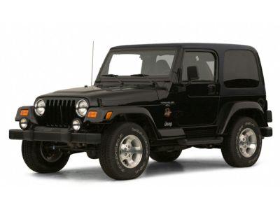 2001 Jeep Wrangler Sport (White)