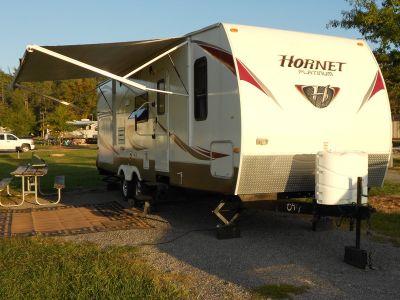 2012 Keystone Hornet 27RBS