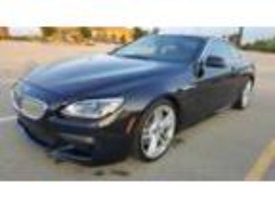2012 BMW 6-Series 2012 BMW M-Package 650i Coupe