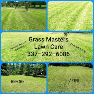Grass Masters Lawncare