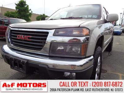 2009 GMC Canyon SLE-1 (Gray)