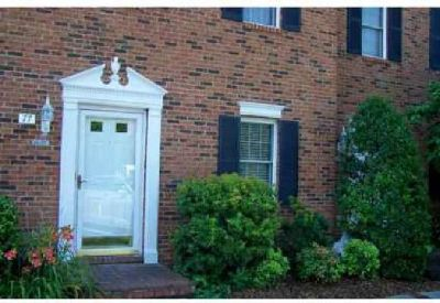 400 Sunset Drive Johnson City Two BR, Brick condo offers a