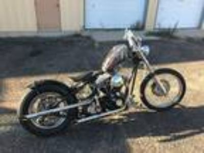 1975 Harley Davidson Shovelhead Custom